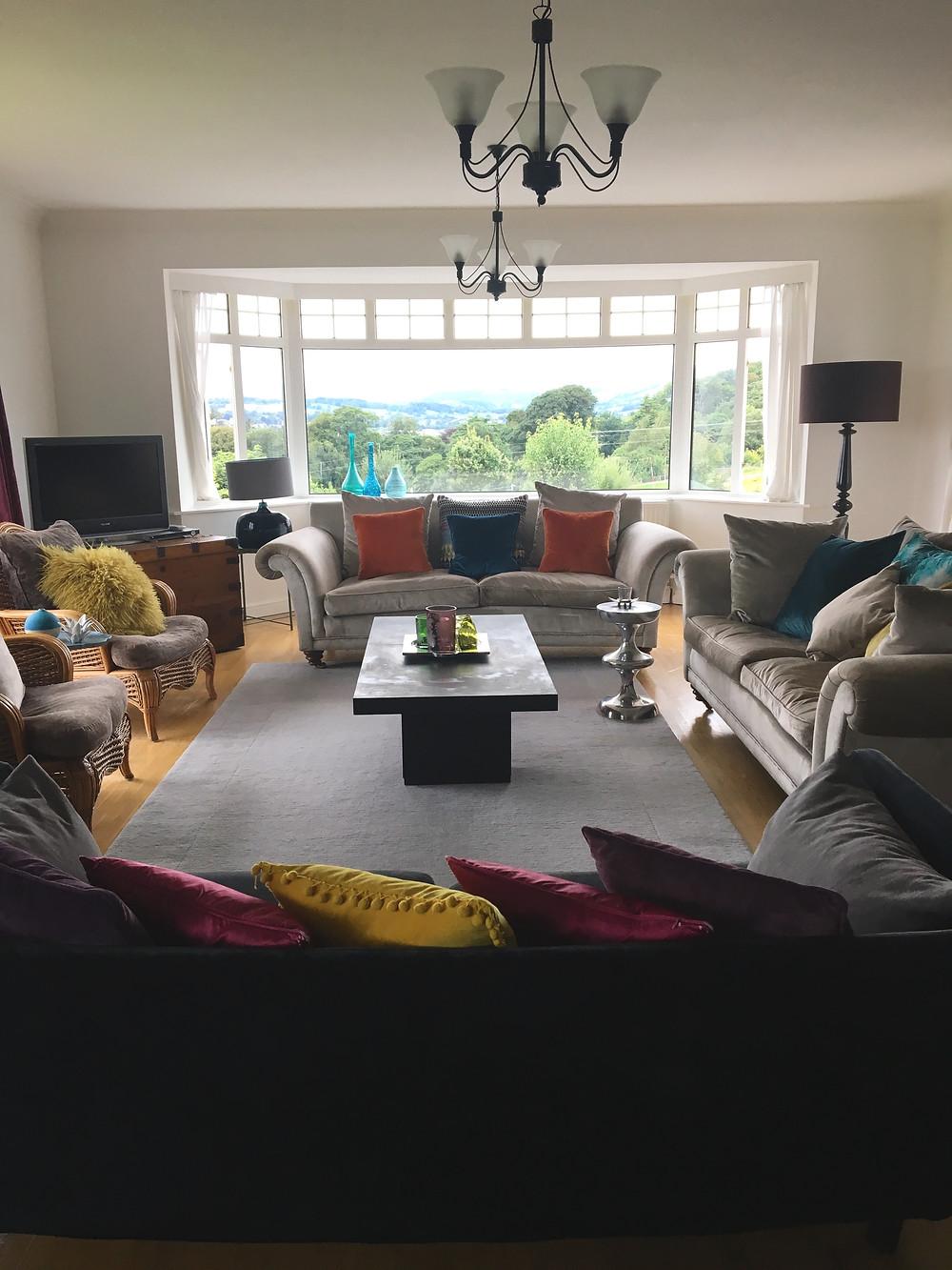 The Complete Retreat Bracken Hill Kendal Lounge