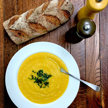Golden Beetroot Soup