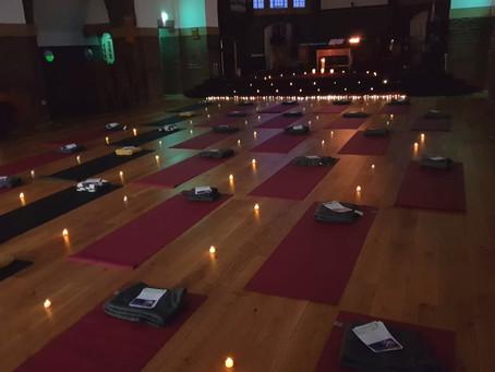 Yoga Supper Club - International Womens Day