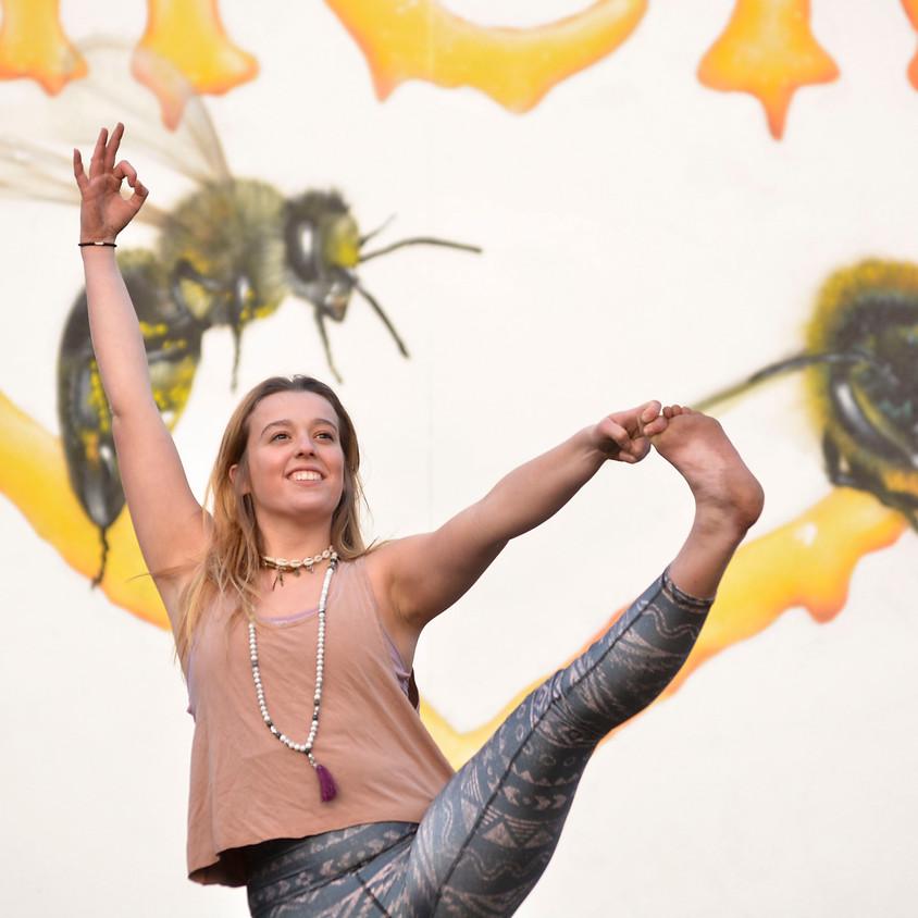 Yoga Supper Club - International Women's Day