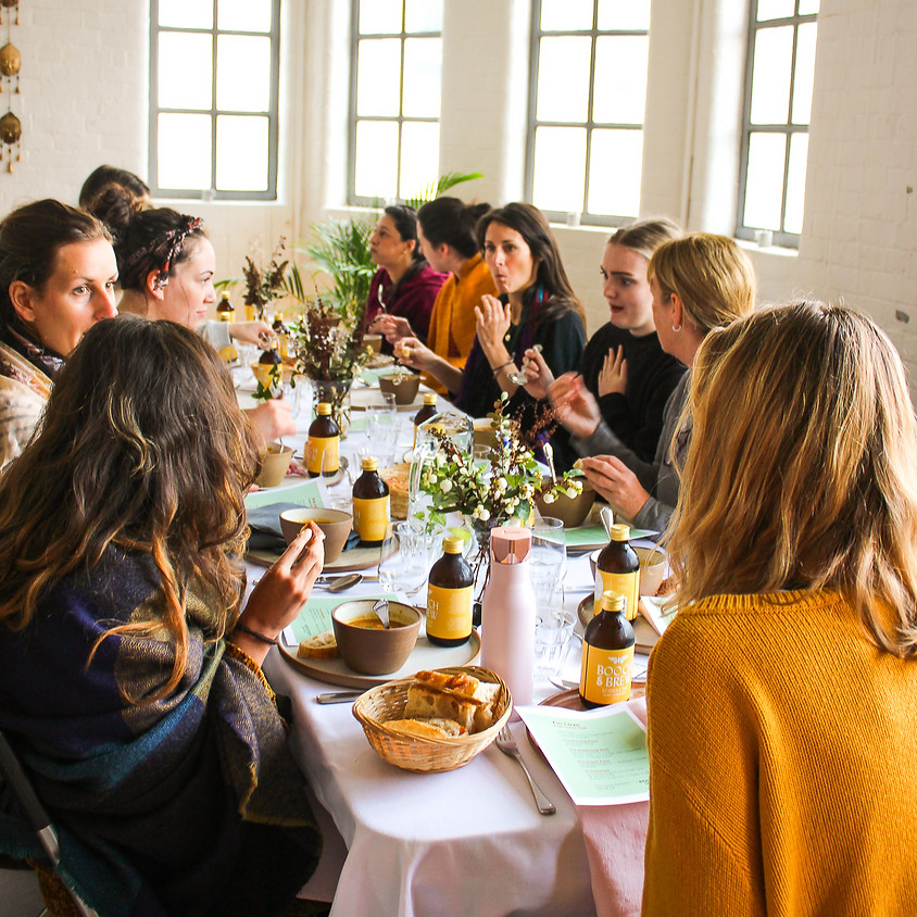 Good Intentions Yoga + Nutrition Day Retreat