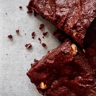 Chocolate Miso and Hazelnut Brownie.JPG