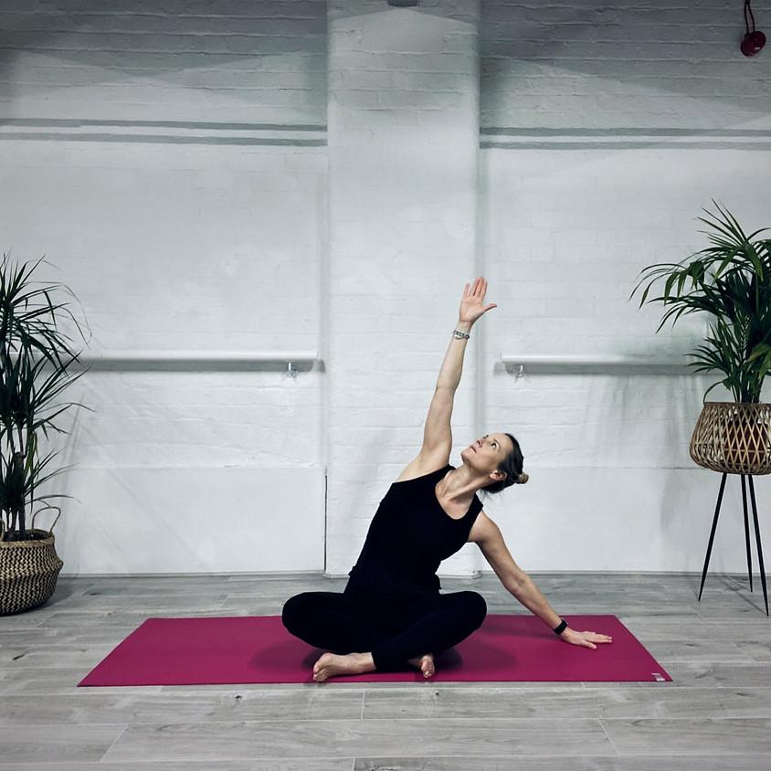 Grounding + Nourishment for Winter - Pilates Brunch
