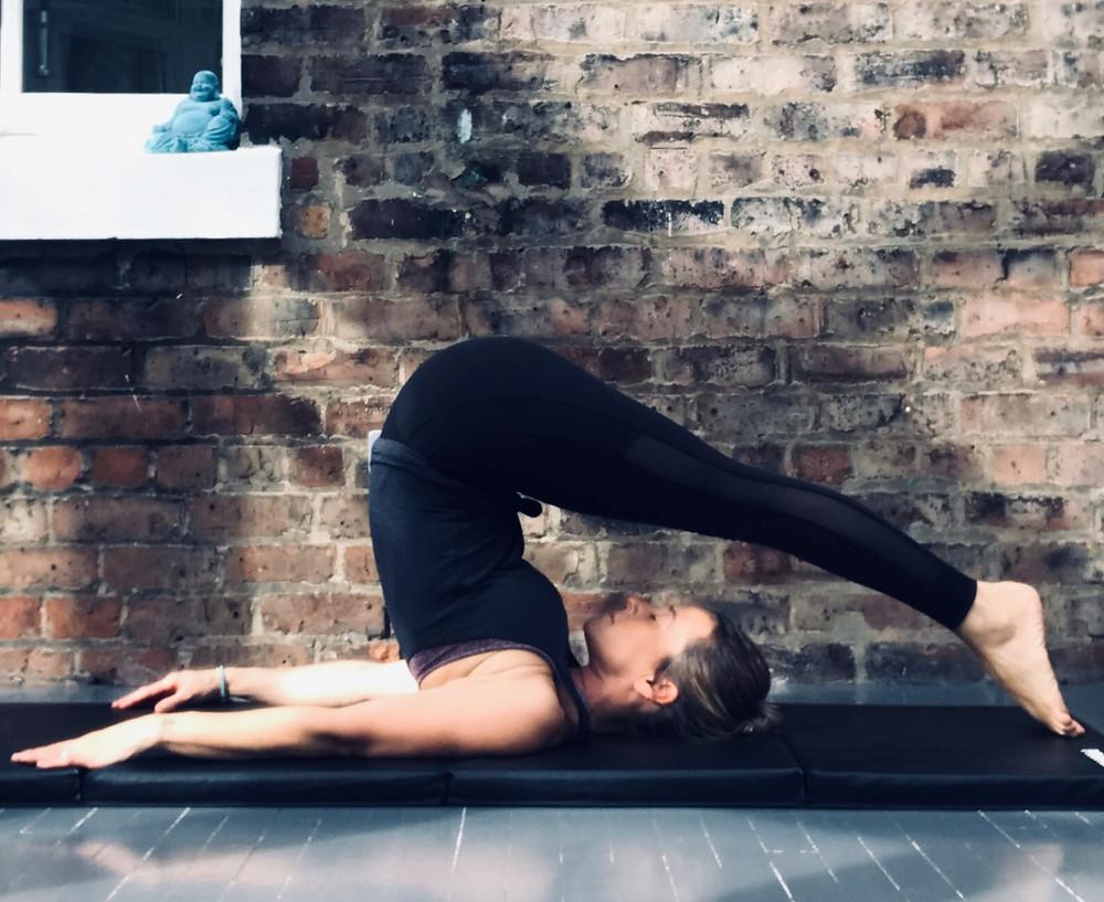 Pilates Hub founder Belle