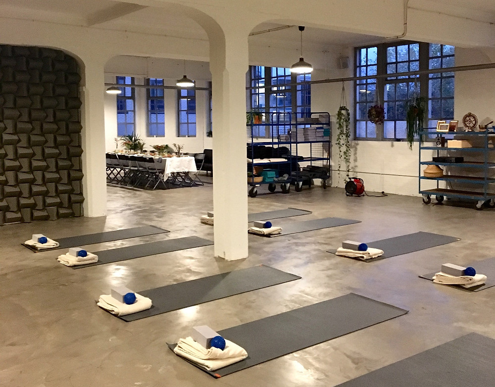The Complete Retreat Yoga Brunch Club Manchester