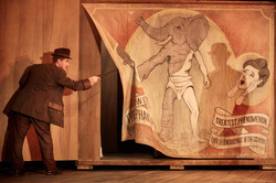 The Elephant Man at Bristol Old Vic Theatre. Photo by Mark Douet. _50A5605
