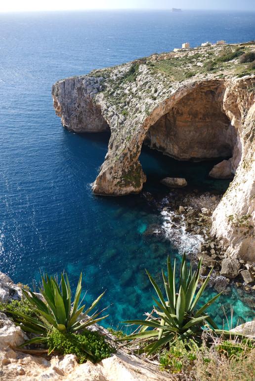 Grotte Bleue