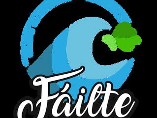 Fáilte : Première étape