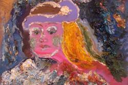 The women's portrait.