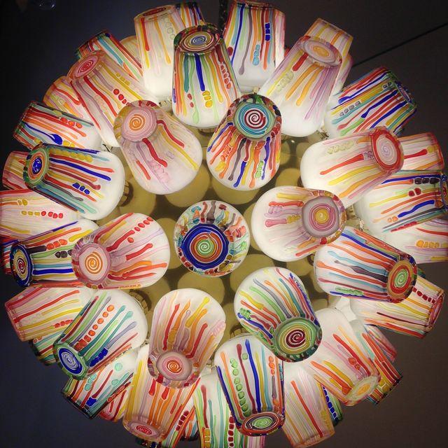 נברשת candy של האחים קמפאנה לחברת הזכוכית הצ'כית Lasvit.jpg