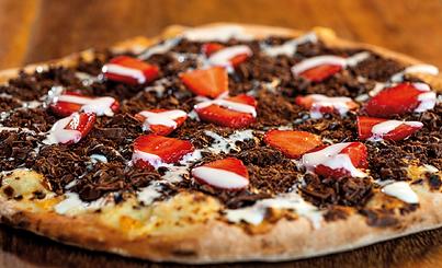 Bella Pizzeria | Pizzas Doces