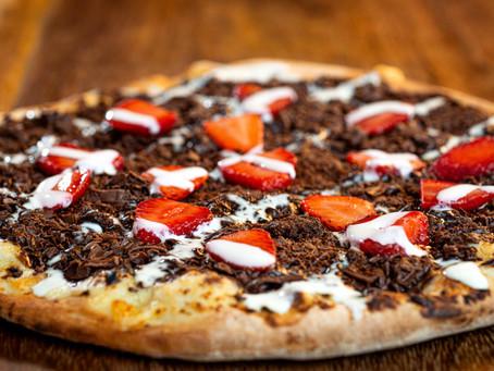 Confira aqui os melhores sabores de pizza doce para você se apaixonar!