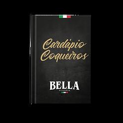 Bella Pizzeria | Cardápio Digital Coqueiros