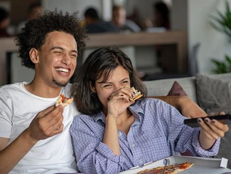 5 filmes para maratonar com pizza!