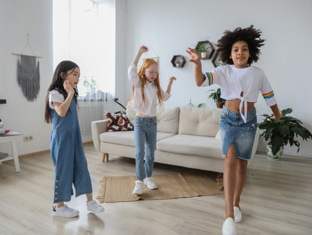 Service Highlight: Tuesday Dance Parties with Drake Community Library