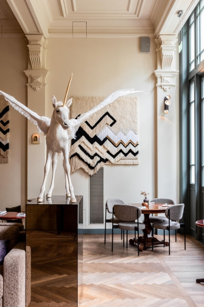 Hotel Mercier – Amsterdam