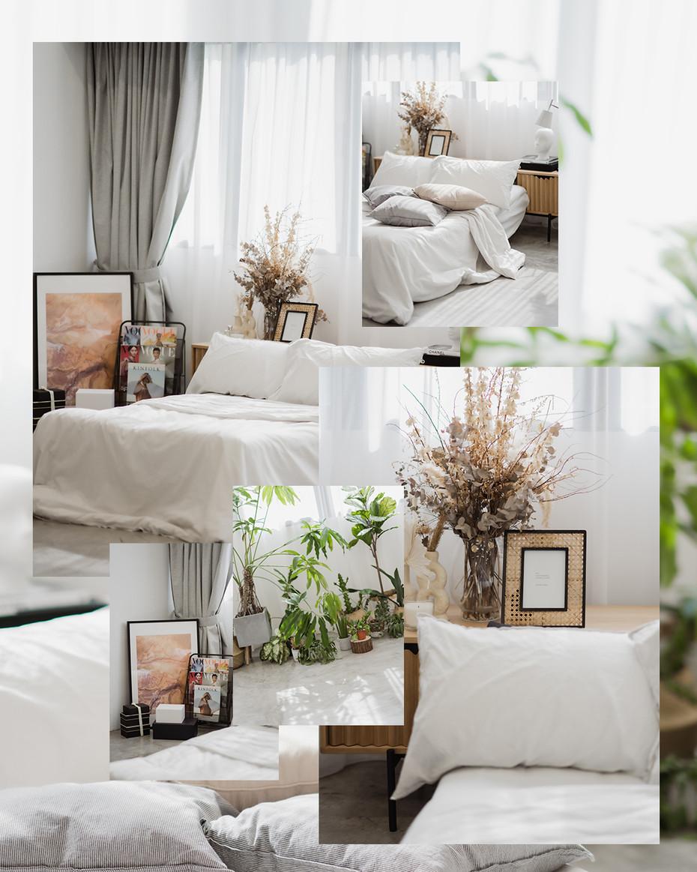 Scandinavian Bedroom Villa