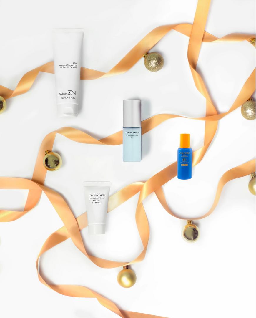 Shiseido Christmas Campaign