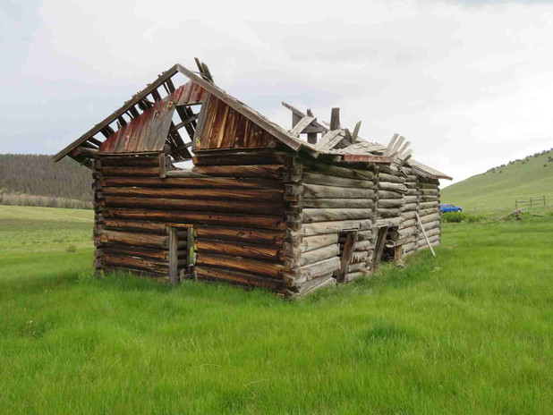 Site Stewards monitor the condition of historic ranch structures in order to protect them as a link to South Park's historic ranching past