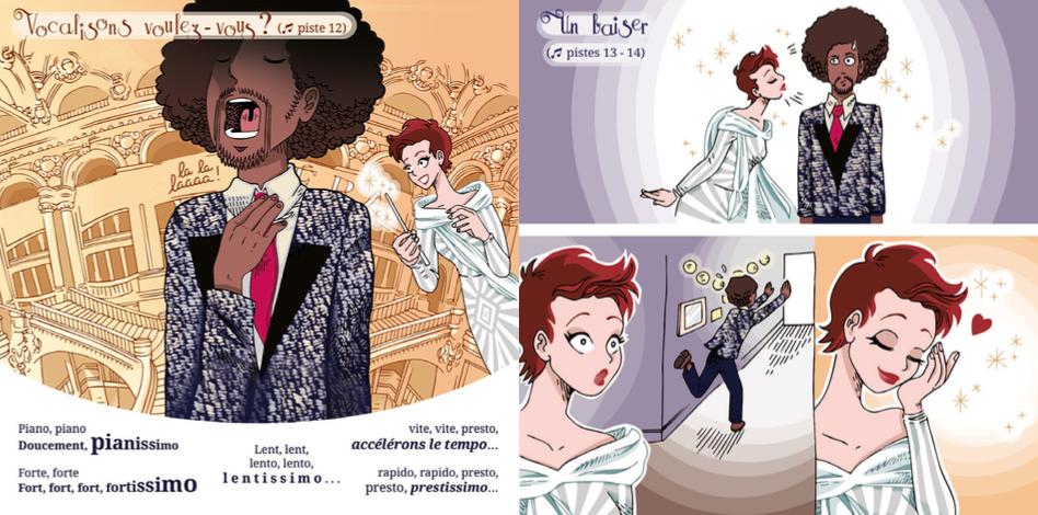 Livret pages 9 et 10