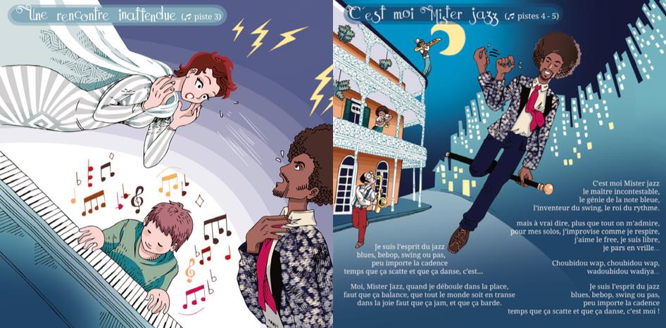 Livret pages 2 et 3