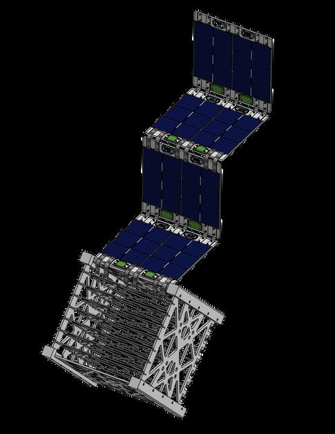 1U Test Stand Frame for CubeSat