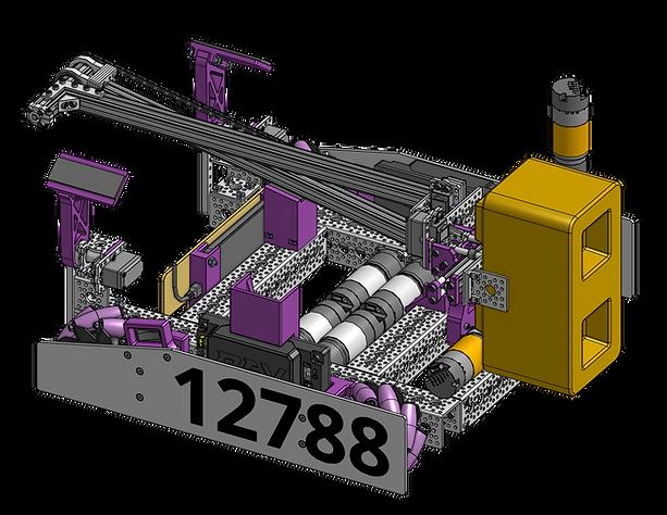 FTC 12788 2019 Robot