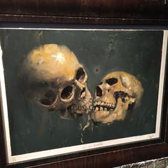 Two Skulls