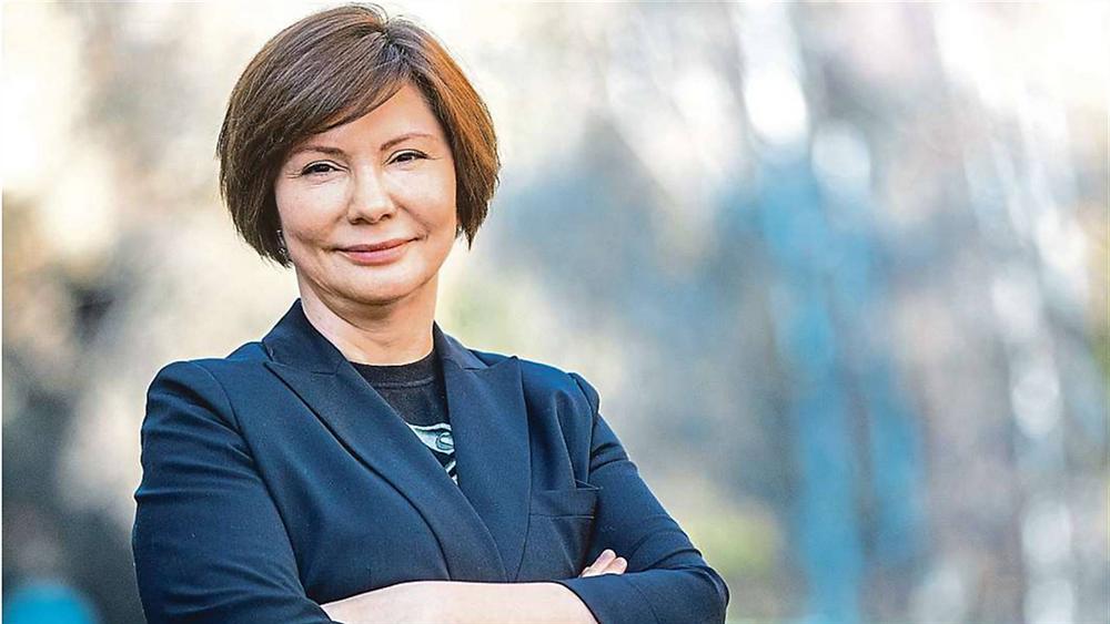 Jelena Bondarenko, Ukrajinská exposlankyně, která zažila střelbu na Majdanu.
