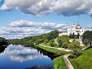 Když na vylet, tak do Běloruska.