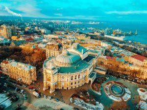 2019-11 Oděsa Národní divadlo a balet: 4 dny letecky – 4.900,-Kč