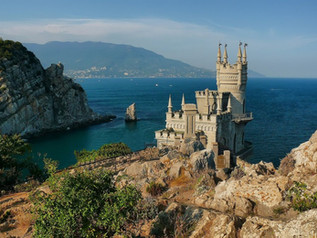 Celá historie Krymu