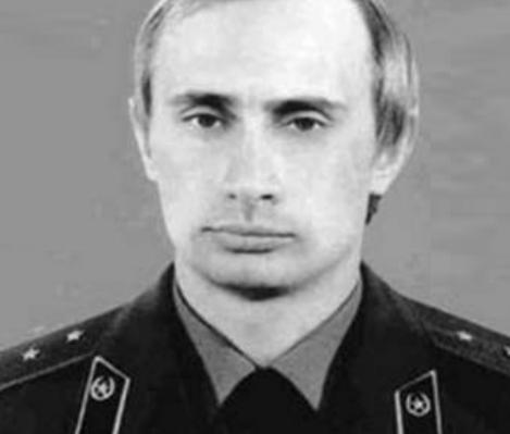 Putinův nástup