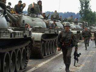 Rozbití Jugoslávie byla americká práce…