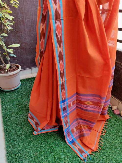 Cool Khadi Cotton Saree