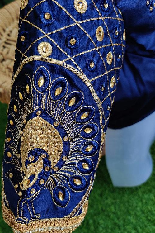 Peacock Designer Blouse