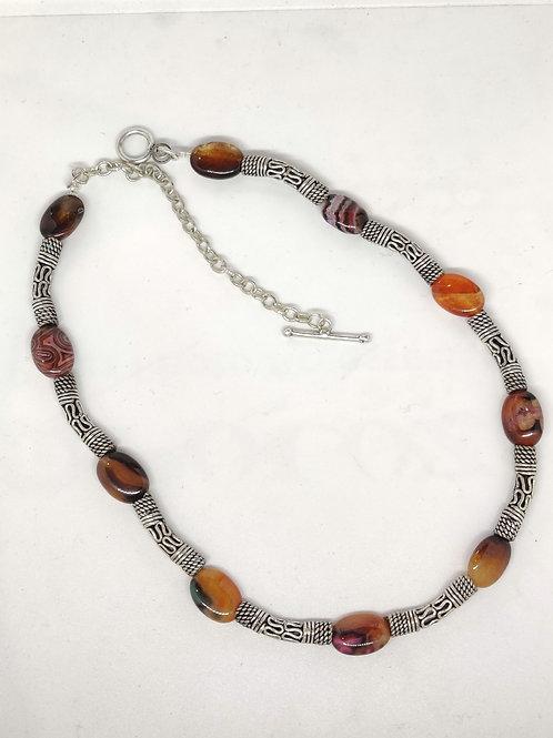 Semiprecious Necklace