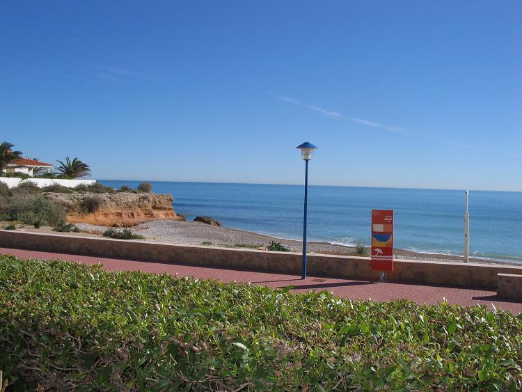 Playa dels Cossis