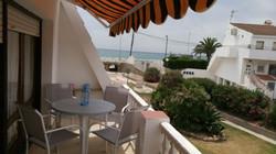 Terraza-balcón Bahía del Mar