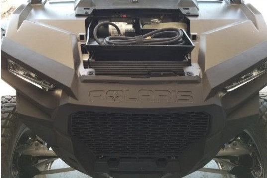 On-Board Air System for Polaris RZR 1000 Turbo & Turbo S