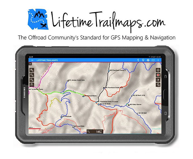 "Waterproof 8"" GPS Tablet 16GB"