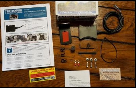 RZR-330 Weatherproof GPS Tracker