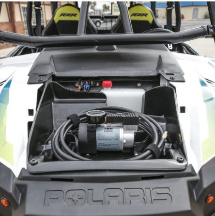 On-Board Air System for Polaris RZR 900 & 1000