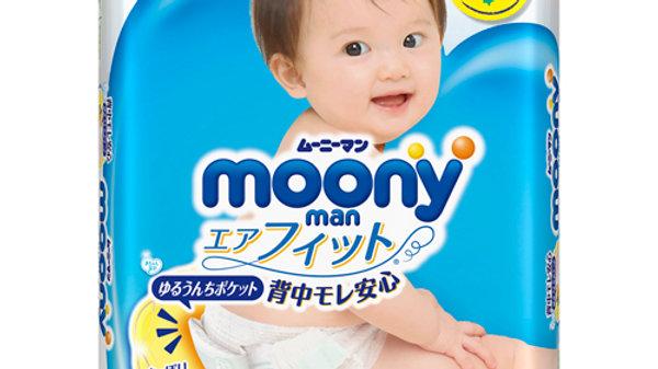 Moony diaper M size