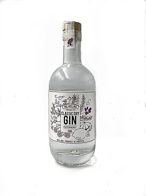 Classic Dry Pepper Berry Gin