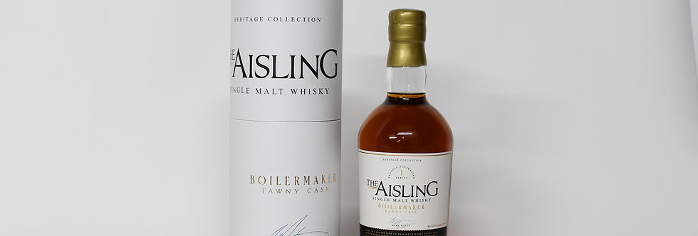 The Aisling Single Malt Whisky Tawny