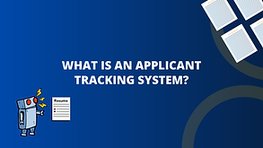 What is an Applicant Tracking System Thu
