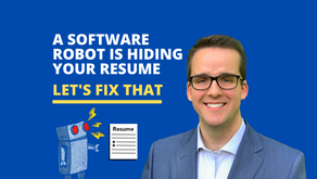A Software Robot is Hiding Your Resume. We Can Fix That!