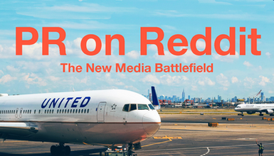 Why did United Airlines Ignore Reddit?
