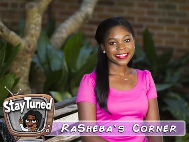 RaSheba's Corner: Advice to Recent Grads